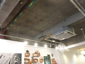 ceiling