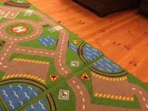 IKEA-rug